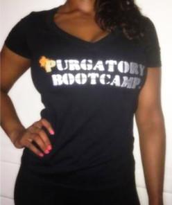Alicea Fitness t-shirt female purgatory front darkAlicea Fitness t-shirt female purgatory front dark
